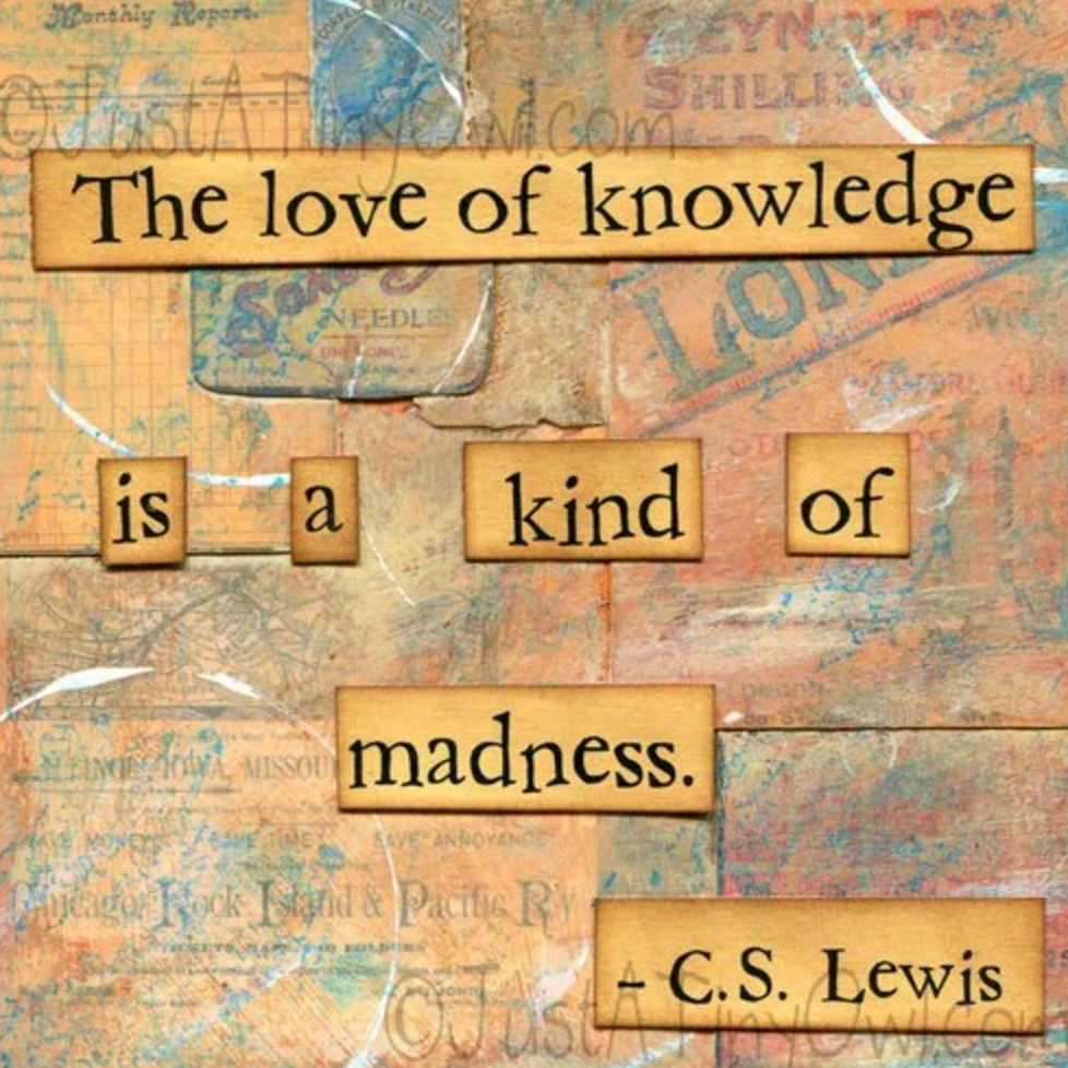 knowledge love
