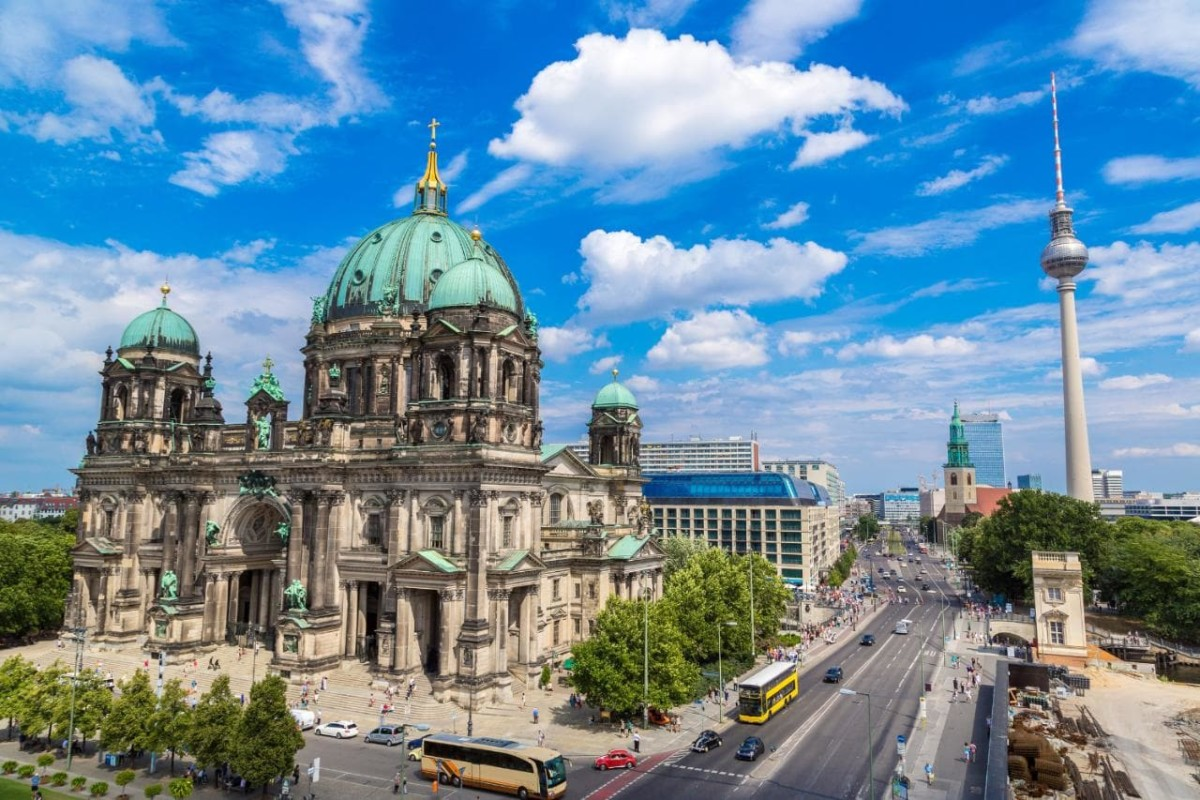 Berlin cathedral.freeminds.gr