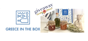 Give away Greece in the Box