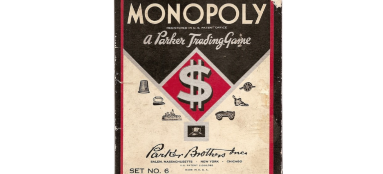 Monopoly: A Parker trading game