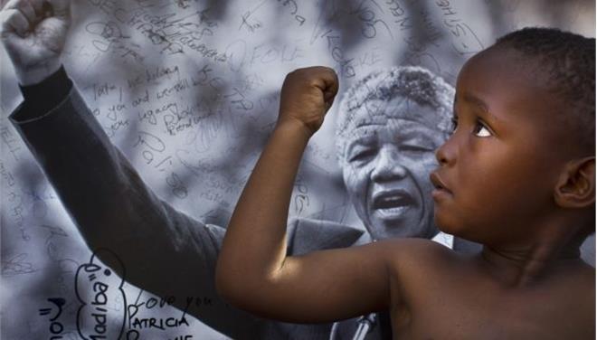 Νέλσον Μαντέλα,ένα πρότυπο δικαιοσύνης