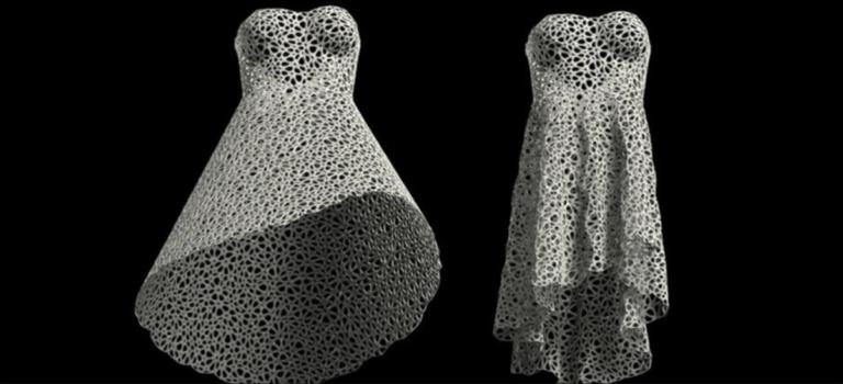 Από το απλό δέρμα ως το 3D φόρεμα