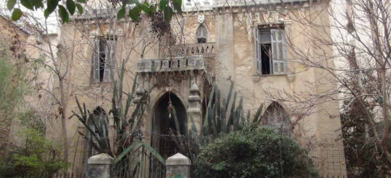 Τα πιο όμορφα κτίρια της Αθήνας για την περίοδο 1830-1940 σε μία έκθεση φωτογραφίας