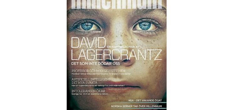 Πρόσωπα: David Lagercrantz…ο αθόρυβος συγγραφέας