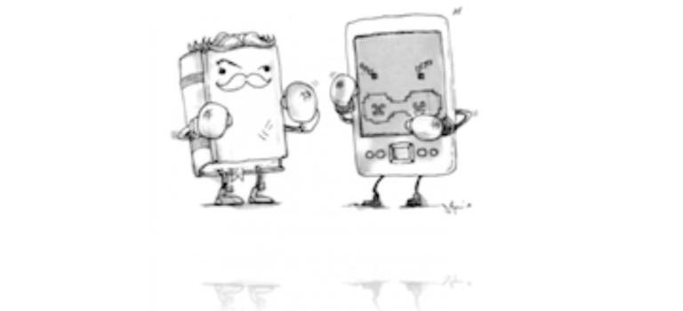 E- books: Υπέρ ή κατά