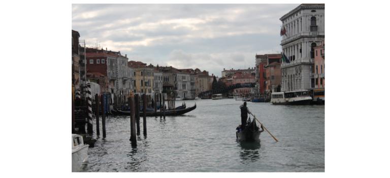 Βόλτα στη Βενετία!