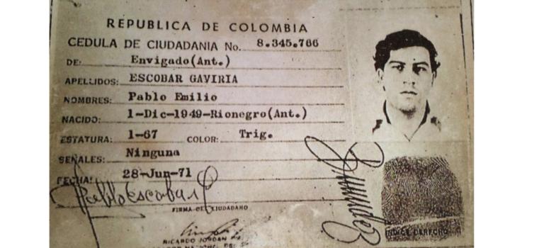 Πρόσωπα: Πάμπλο Εσκομπάρ ο εγκληματίας που έγινε σήριαλ