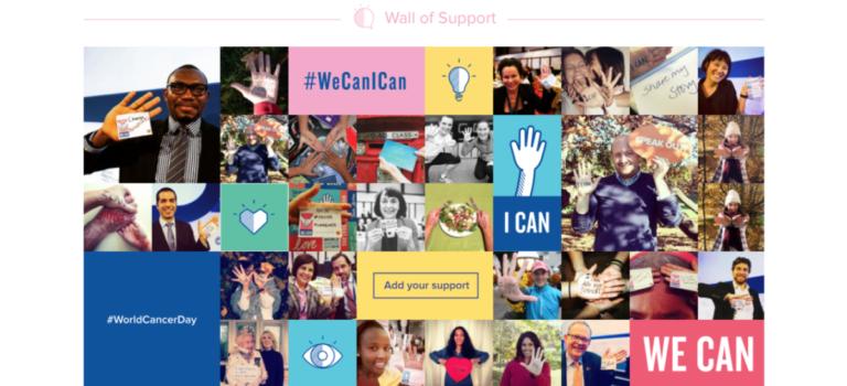 4 Φεβρουαρίου: World Cancer Day