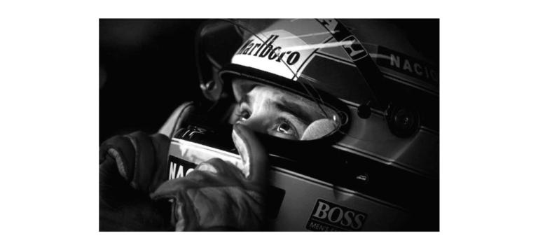 Ayrton Senna : O πρίγκιπας της Formula 1