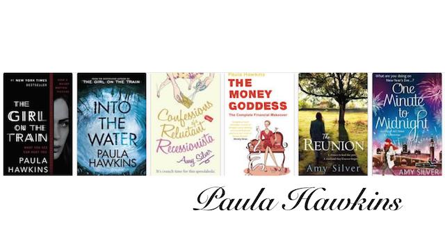 Πρόσωπα: H συγγραφέας Paula Hawkins