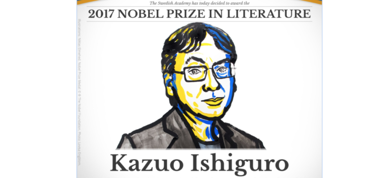 Νόμπελ Λογοτεχνίας 2017: η βράβευση ενός διαμαντιού
