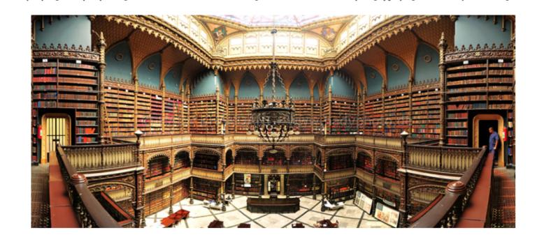 Σουλατσάροντας στις 10 ομορφότερες βιβλιοθήκες του κόσμου