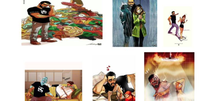 Jude Devir: Νέα πνοή στον χώρο των κόμικ!