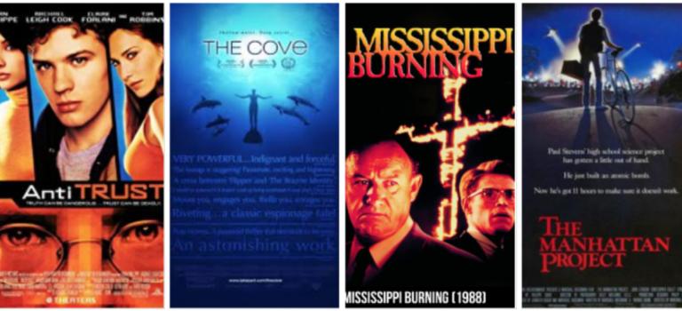 4 ταινίες που έχουν κάτι να σου πουν!!