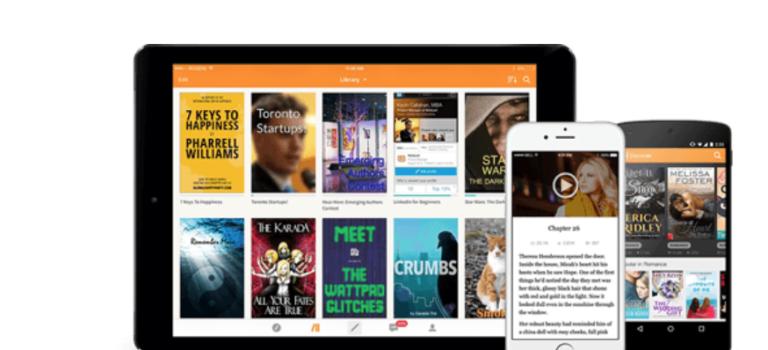 Wattpad 2: Η δημοφιλέστερη εφαρμογή συγγραφής και ανάγνωσης