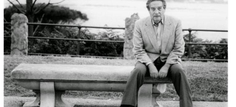 Πρόσωπα: Οκτάβιο Πας ο νομπελίστας συγγραφέας της Ηλιόπετρας