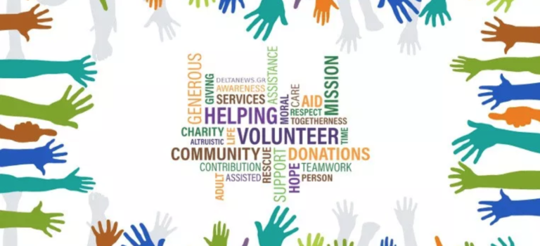 Εθελοντισμός, το αντιπρότυπο ζωής ως λύση!!