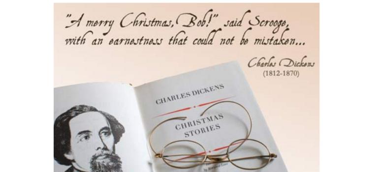 Χριστουγεννιάτικη Ιστορία, Κάρολος Ντίκενς