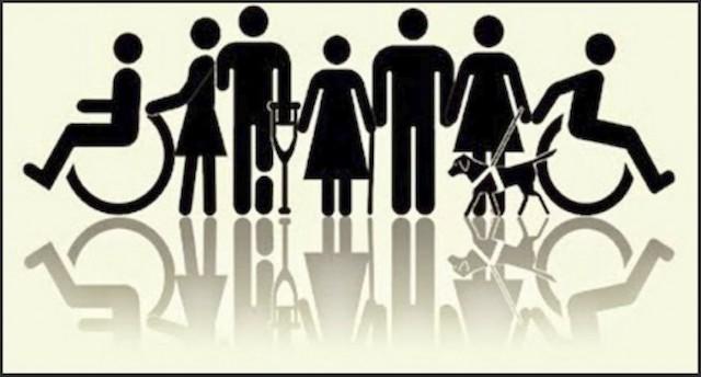 Παγκόσμια Ημερα  Ατόμων με Αναπηρία