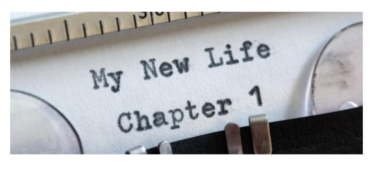 Μια νέα ζωή…