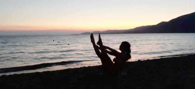 Άσκηση και διακοπές
