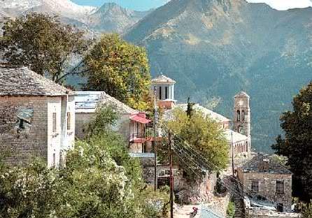 5 + 1 λόγοι για να επισκεφτείς φέτος το καλοκαίρι ένα ορεινό χωριό των Τζουμέρκων