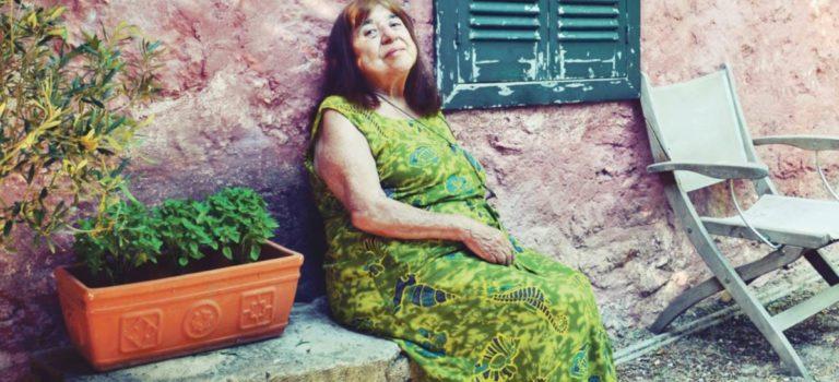 Κατερίνα Αγγελάκη – Ρούκ, η διδαχή της απώλειας