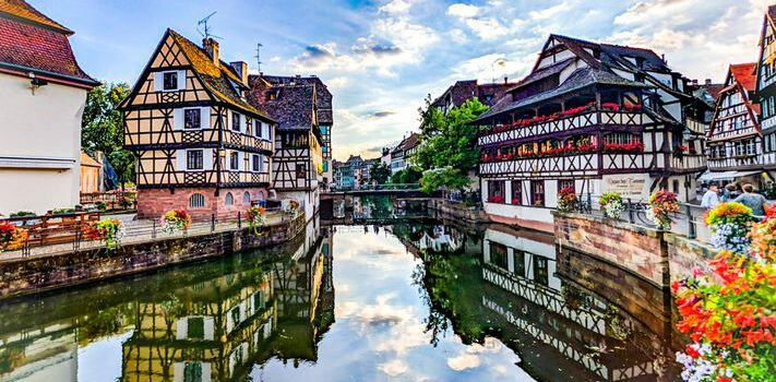 Σουλατσάροντας στο Στρασβούργο και τη Petit France