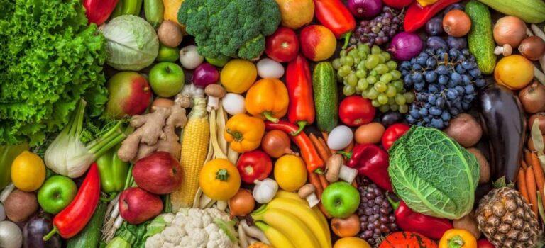 Η σημασία των φρούτων και των λαχανικών στη ζωή μας